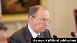 Россия Хавфсизлик кенгаши котиби Николай Патрушев .