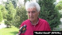 Имомдод Таваллоев, падари сарбози фавтида