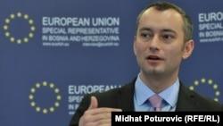 Бугарскиот министер за надворешни работи Николај Младенов.