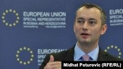 Бугарскиот министер за надворешни работи Николај Младенов