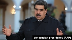 Presidenti i sfiduar i Venezuelës, Nicolas Maduro