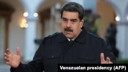 Presidenti i kontestuar i Venezuelës, Nicolas Maduro