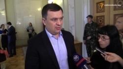 Валерій Пацкан, народний депутат України, член партії «УДАР»