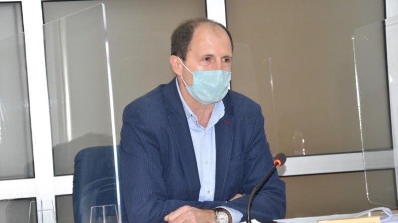 Premijer Kantona Sarajevo Mario Nenadić čeka testiranje, supruga mu COVID pozitivna