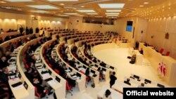 Վրաստանի խորհրդարանի նիստը Քութաիսիում, արխիվ