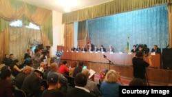 Заседание комиссии по расследованию событий в Кой-Таше, 26 сентября 2019 г.