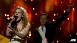 Евровидение-2013 танлови ғолибаси Эммели де Форест.