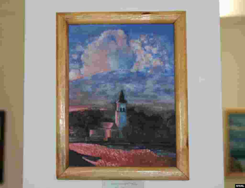 Мистецтво з-за ґрат - Шеврет Зенадімов «Мінарет»