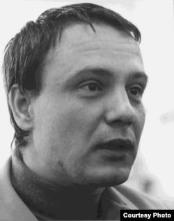 Владимир Буковский на Радио Свобода. Мюнхен, 1977.