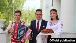 Генеральный консул Турции в Чебоксарах