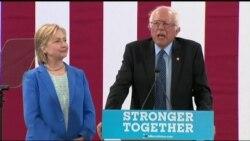 Берни Сандерс поддержал Хиллари Клинтон на выборах президента США: что дальше?
