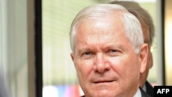 U.S. Defence Secretary Robert Gates