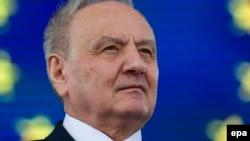 Повноваження президента Молдови Ніколає Тімофті закінчилися в березні, він продовжить виконувати обов'язки до обрання наступника