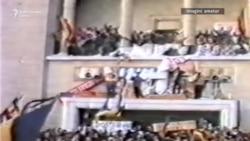 Timișoara/22 decembrie 1989: Trăiască România liberă!