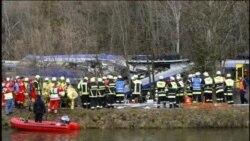 Sudar vozova u Njemačkoj