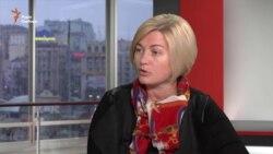 Закони українські ухвалюватиме Верховна Рада, а не Морель та інші дипломати ОБСЄ – Ірина Геращенко