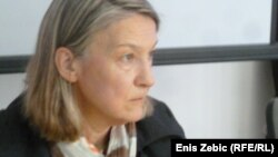 Vesna Teršelič, foto: Enis Zebić