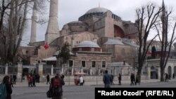 Թուրքիա - Տեսարան Ստամբուլի պատմական կենտրոնից