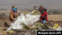 Пасажирський літак авіакомпанії Ethiopian Airlines 10 березнязазнав аварії під час рейсу з Аддіс-Абеби до Найробі