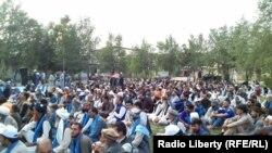 اعضای حرکت مردمی صلح در ولایت بلخ. Aug 10 2018