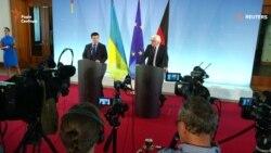 Говорити про послаблення санкцій проти Росії контрпродуктивно – Клімкін (відео)