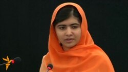 Malala Yousafzai Accepts The European Parliament's Sakharov Prize