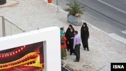 گشتهای مربوط به حجاب در تهران