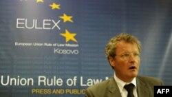 Shefi i misionit EULEX në Kosovë