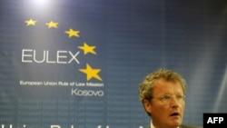 Shefi i misionit të EULEX-it, Bernd Borchardt
