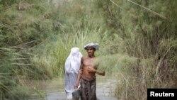 Poplave u Pakistanu, 6. avgust 2010