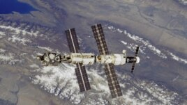 The International Space Station (file photo)