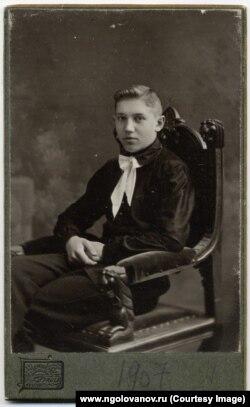 Николай Голованов, 1907 год