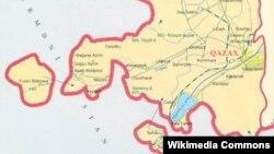 Qazax rayonun anklav kəndləri