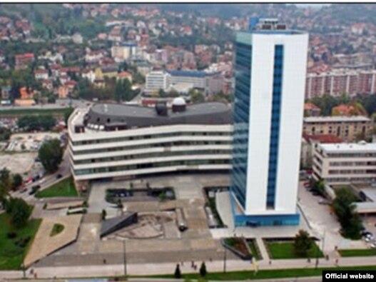 Zgrade institucija BiH, sjedište državnog Parlamenta, arhiv