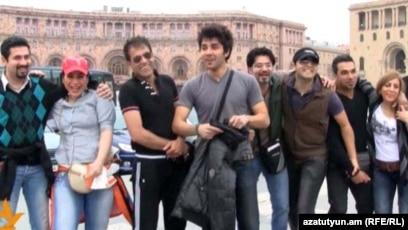 Iranians Flock To Armenia On Nowruz Holiday