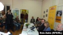 Konferencija za tisak Srpskog demokratskog foruma, Zagreb, 15. ožujka 2012.