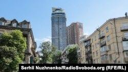 Jack House – один із найновіших висотних житлових комплексів у Києві