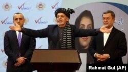 Ашраф Гані вдруге очолив країну за результатами осінніх виборів