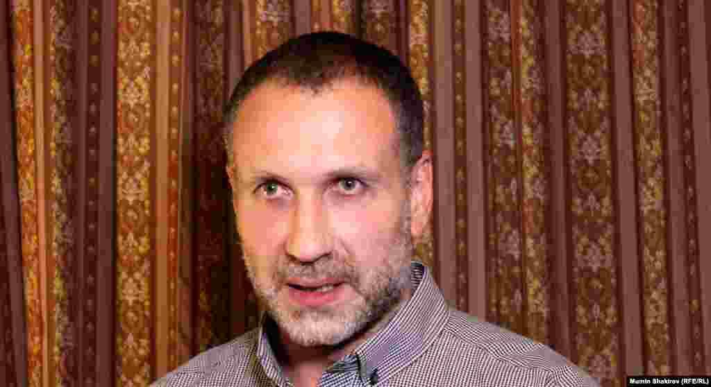 Директор центра FOTODOC Александр Сорин.