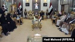 مجلس محافظة المثنى السابق