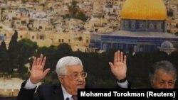 محمود عباس، رئیس تشکیلات خودگردانی
