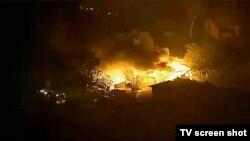 Eksplozija na teksaškoj tvornici gnojiva