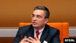REAL İctimai Birliyinin təsisçilərindən biri, politoloq İlqar Məmmədov