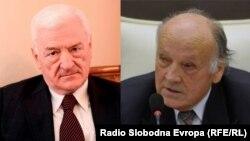 Zoran Ivošević i Milorad Vujasinović