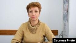 Претседател на Секцијата на жени во ССМ, Елизабета Гелевска