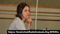 Анна Музичук, фото архівне