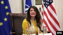 Американският посланик в София Херо Мустафа