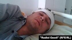 Абдурахим Умариён в больнице