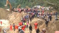 Число жертв оползня в Гватемале возросло до 86 человек