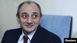 Լեռնային Ղարաբաղի նախագահ Բակո Սահակյան